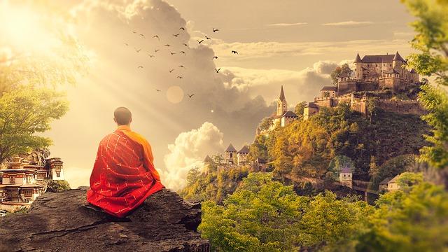 medytacja leczy